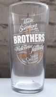 Brothers - Ciderglas - Pint Becher