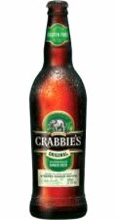 Crabbies - Original Alcoholic Ginger Beer - 4,0% alc.vol....