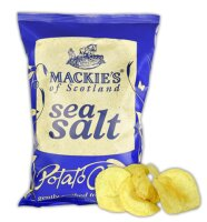 Mackies of Scotland 40g - Sea Salt