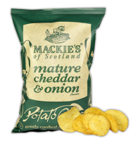 Mackies of Scotland 40g - Mature Cheddar & Onion