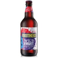 Brothers - Wild Fruit - 4,0% alc.vol. 0,5l - Fruchtcider