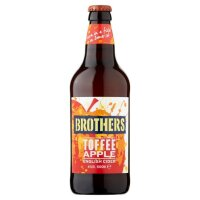Brothers - Toffee Apple - 4,0% alc.vol. 0,5l - Fruchtcider